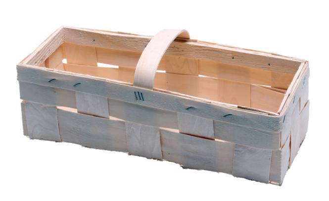 Spankorb 37x14x11cm ohne Folie