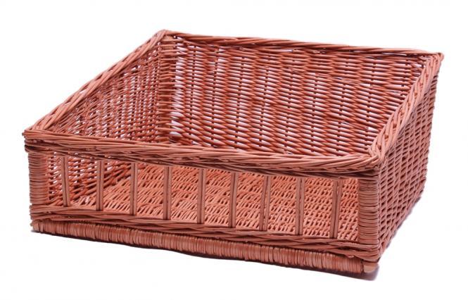 Brot- Auslagekorb Vollweide 50cm