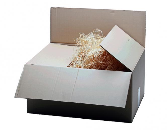 Holzwolle 10kg Karton