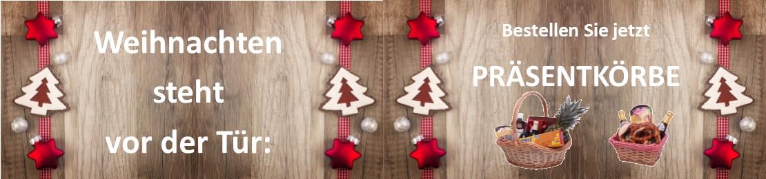 WeihnachtenGeschenkkoerbe