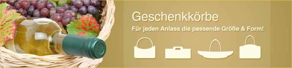 Banner 2 - Geschenkkorb