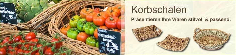 Banner 3 - Korbschalen